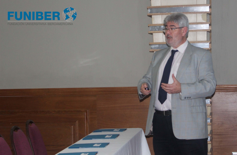 Conferencia en Nicaragua de Roberto Ruiz sobre el Espacio Europeo de Educación Superior