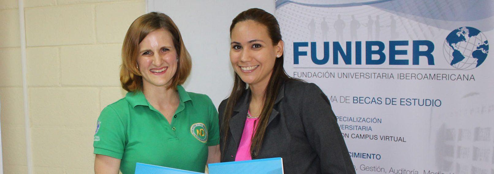 FUNIBER firma un convenio de becas con The Notre Dame School en Nicaragua