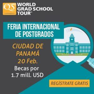 FUNIBER participará en la Feria de Postgrados de Top Universities en Panamá