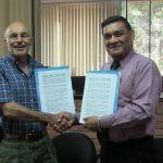FUNIBER firma un convenio de colaboración con PRO-ACUICULTURA en Perú