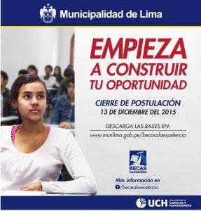 FUNIBER entregará becas a la excelencia a estudiantes de Perú