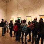 Éxito de asistencia a la inauguración de la exposición de Dalí en Bogotá (Colombia)