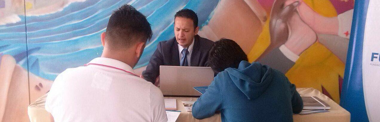 FUNIBER presentó el Programa de Becas en la Universidad José Cecilio del Valle (Honduras)