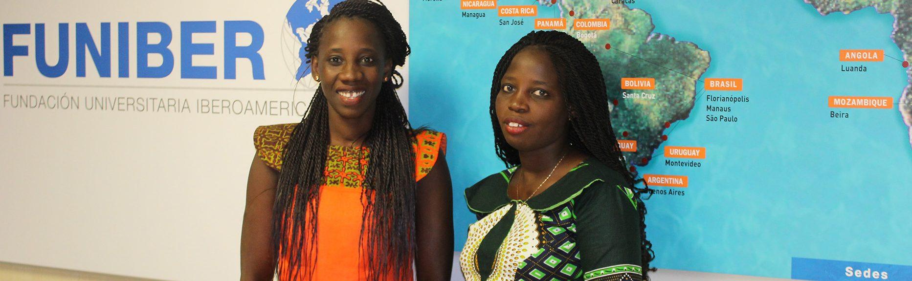 Miembros de FUNIBER Senegal visitan la sede de FUNIBER en España