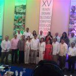 Programa de Becas de FUNIBER presentado ante los Ministros de Educación y Cultura de Centroamérica y Caribe en Honduras