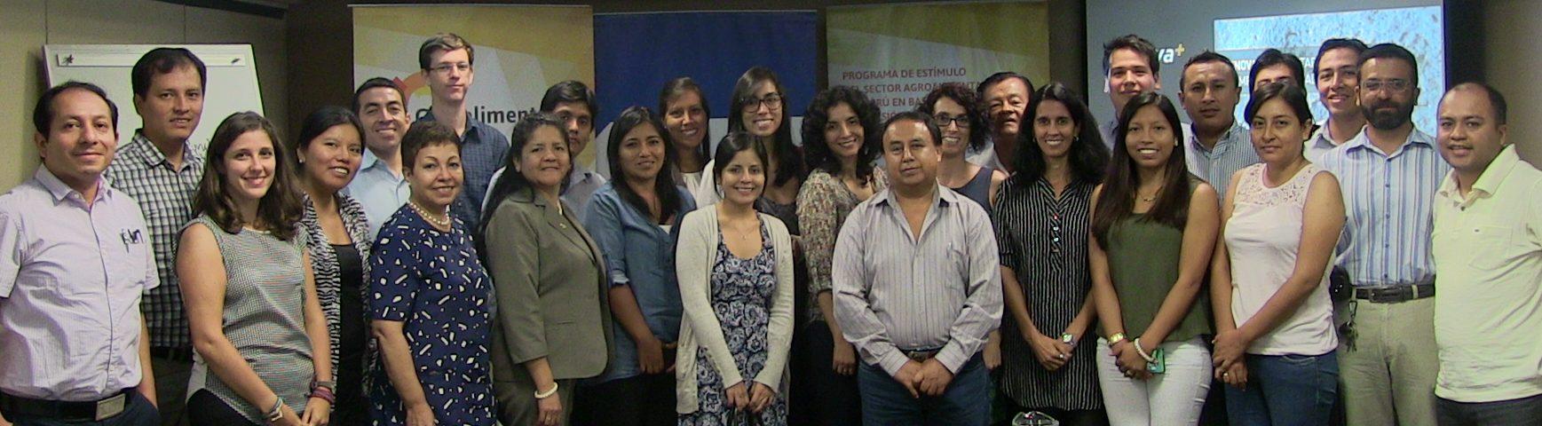 FUNIBER fomenta la innovación en el sector agroalimentario de Perú