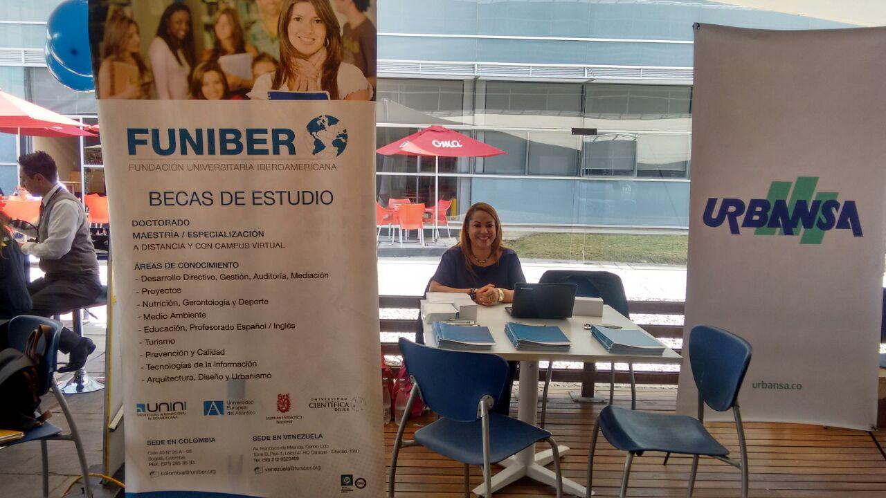 FUNIBER presenta el Programa de Becas en la Semana del Colaborador de Siemens en Colombia