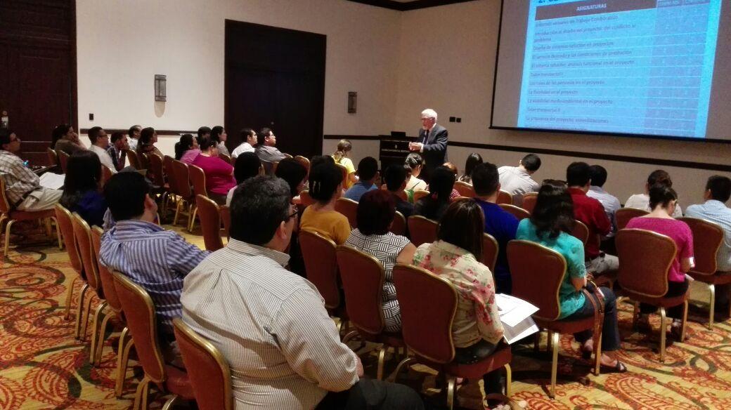 Programas de Doctorado despiertan gran interés en San Pedro Sula (Honduras)