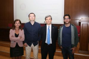 Maurizio Battino imparte exitosa conferencia en la Universidad de Granada (España)