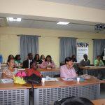 Conferencia sobre cambio climático para profesionales del medio ambiente en República Dominicana