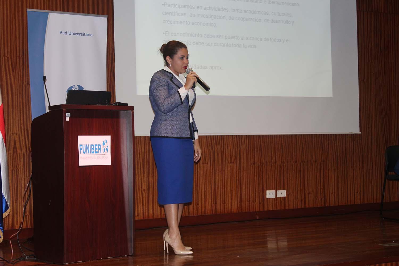 Empresas e instituciones vinculadas a la preservación del medio ambiente de República Dominicana asisten a la conferencia de FUNIBER