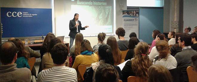 Conferencias de Santiago Tejedor despiertan gran interés en Uruguay