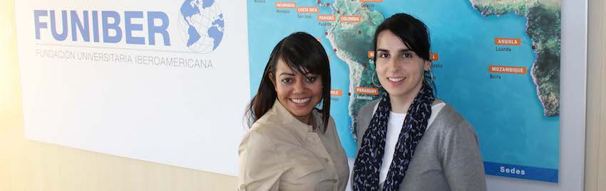 Asesoras Comerciales de FUNIBER Portugal visitan la sede de Fundación en España