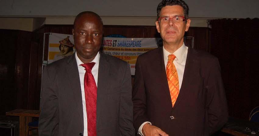 FUNIBER participa en la Feria Europea del Estudiante en Senegal