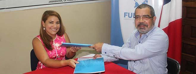 FUNIBER Y UAFAM firman en República Dominicana un convenio de colaboración