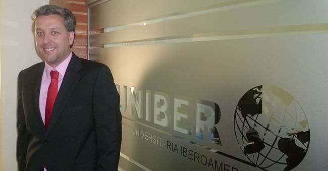 Director de FUNIBER Paraguay se reúne con el intendente de Filadelfia (Paraguay)