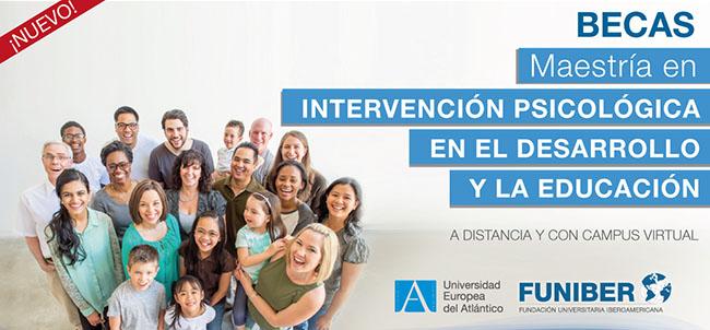 Convocatoria de Becas para la Maestría en Intervención Psicológica en el Desarrollo y la Educación en Costa Rica
