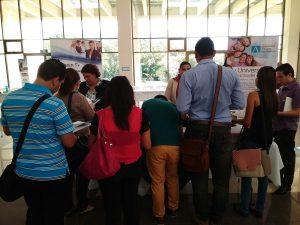 Programa de Becas de FUNIBER recibido con gran interés en la VI Expo Becas de Postgrados 2016 en El Salvador