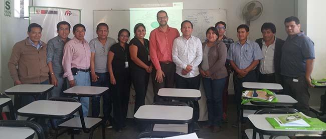 Finaliza con éxito el proyecto de innovación del sector agroalimentario en el Perú
