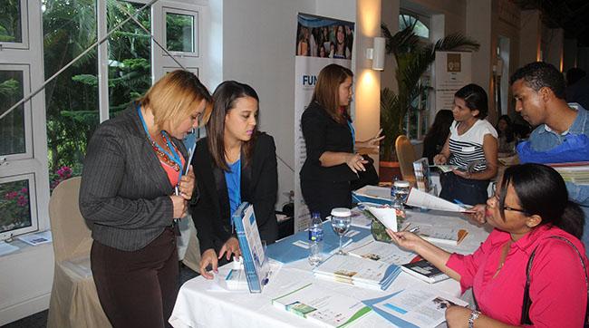 FUNIBER participa en la Expo Capacitando 2016 en República Dominicana
