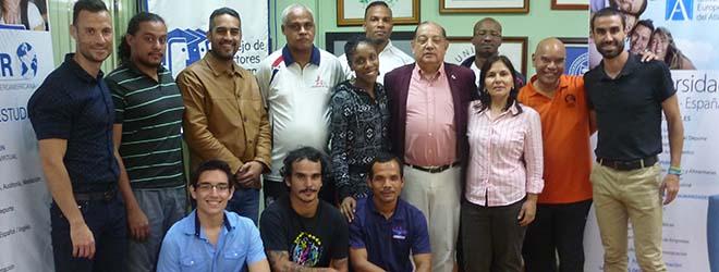 Éxito de participación en las actividades de Antonio Bores en Panamá