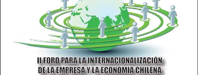 FUNIBER asistirá al II Foro para la Internacionalización de la Economía y Empresa Chilena