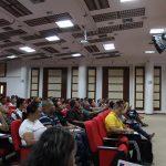 Conferencia de Antonio Bores sobre educación física despierta gran interés en Colombia