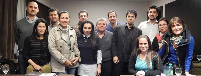 Miembros del área de Proyectos de FUNIBER participan en encuentro internacional de formación interna