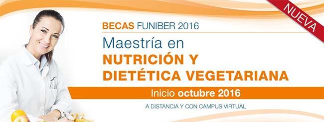 FUNIBER presenta en Guatemala la nueva Maestría en Nutrición y Dietética Vegetariana