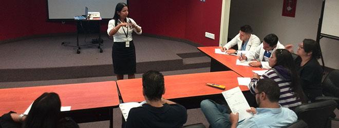 Programas de postgrado recibidos con gran interés por profesionales del Hospital María en Honduras