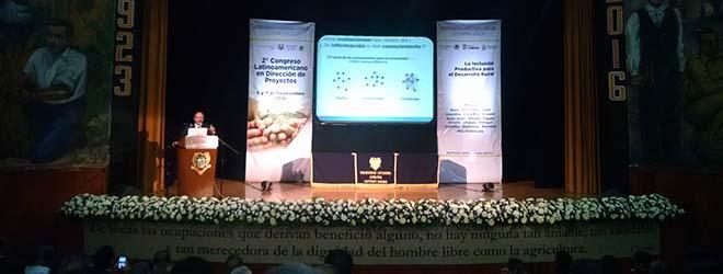 FUNIBER participa en el II Congreso Latinoamericano de Dirección de Proyectos en México