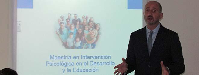FUNIBER realizó conferencia sobre acoso escolar en el Consejo Superior de Salud Pública de El Salvador