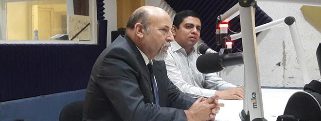 """Federico Fernández entrevistado en Nicaragua por el programa de radio """"En Conexión"""""""