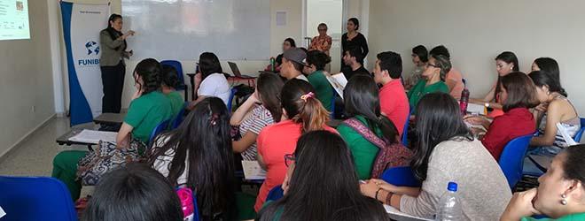 Maestrías en el área de Nutrición de FUNIBER recibidas con gran interés entre estudiantes de Honduras