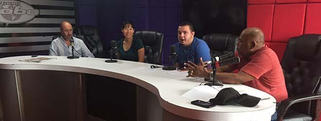 """FUNIBER participa en el programa de radio """"COPRUMH en Acción"""" en Honduras"""