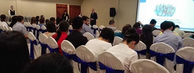 Docentes de Honduras reciben con gran interés la nueva Maestría en Intervención Psicológica en el Desarrollo y la Educación