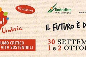 FUNIBER participa en Italia en la Feria sobre consumo consciente y estilos de vida sostenibles