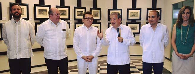 """Inaugurada en México la exposición """"La Tauromaquia"""" de Goya"""