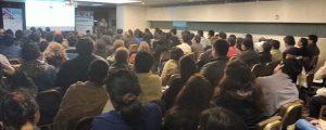 Conferencia sobre los efectos del cambio climático despierta gran interés en Perú