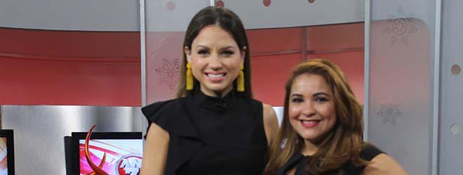 """Directora de FUNIBER en República Dominicana entrevistada en """"AN7 al Amanecer"""""""