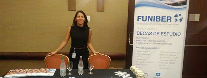 Concluye con éxito la participación de FUNIBER en Colombia en la FIEP 2016