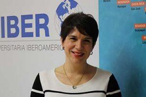 Vicerrectora de la Universidad San Pablo de Guatemala visita la sede de FUNIBER en España