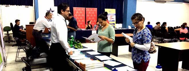 FUNIBER participó en el Reencuentro de Graduados 2016 de la Universidad Evangélica de El Salvador