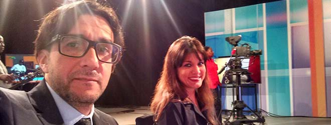 """Entrevista a FUNIBER en el programa """"Tudo às 10"""" de la Televisión de Mozambique"""