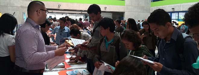 Estudiantes universitarios de Honduras conocen el Programa de Becas FUNIBER