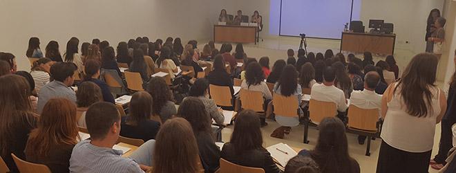 FUNIBER participa en Portugal en el II Encuentro de Estudiantes de Gerontología y Gerontólogos