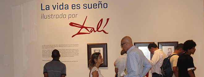 Inauguradas las IV Semanas de España en República Dominicana con exposición de Dalí