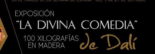Presentación «La Divina Comedia» ilustrada por Salvador Dalí. Guatemala