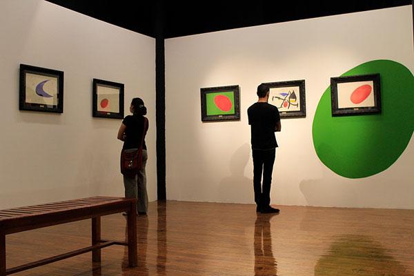 Las Colecciones de Arte de Joan Miró «Cántico del Sol» Y «Las Maravillas con Variaciones Acrósticas», Guatemala