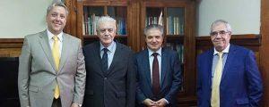 FUNIBER y el Instituto Nacional del Fútbol de Chile fomentan la formación en el ámbito del deporte